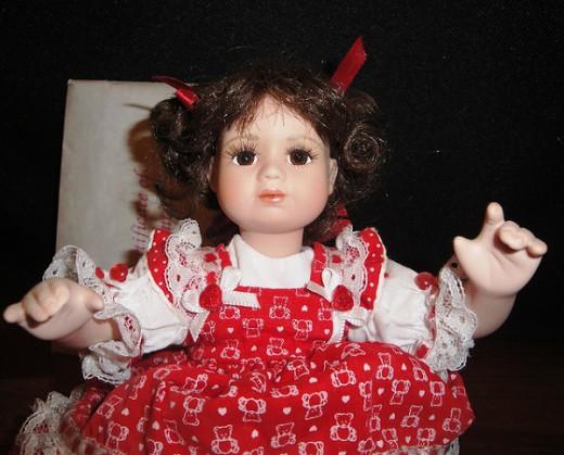 Vintage  - Marie Osmond doll