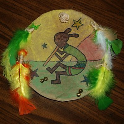 48 excellent native american crafts to make feltmagnet for How to make native american arts and crafts