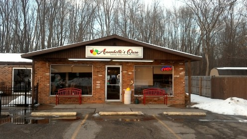 Annabelle's Own Restaurant: Review of a Wonderful Gourmet Experience!