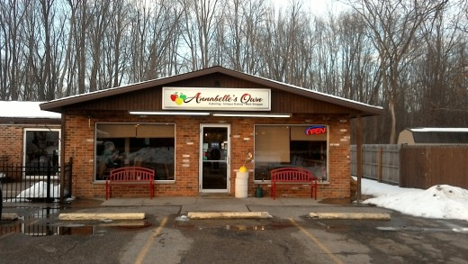 Keep your eyes peeled- we almost drove right by this unassuming eatery!