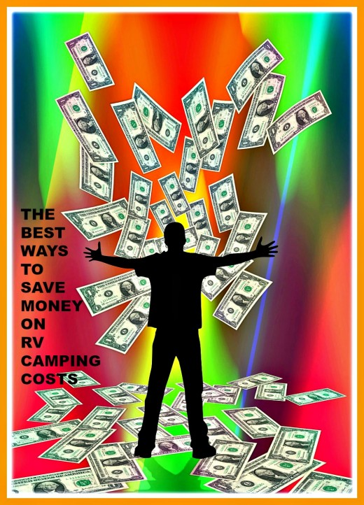 Proven strategies that will help you to save money on camping fees when RVing