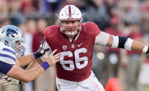Harrison Phillips, DT, Stanford