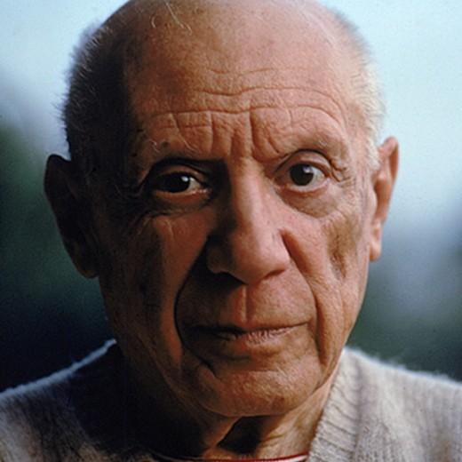 """Most people call this artist Picasso, but his full name is Pablo Diego José Francisco de Paula Juan Nepomuceno María de los Remedios Cipriano de la Santísima Trinidad Ruiz y Picasso. If you own his work, you simply own """"a Picasso""""."""