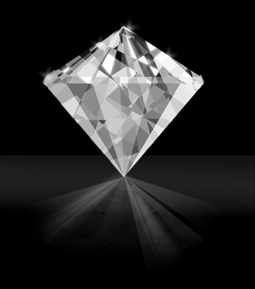 You are the multifaceted diamond.