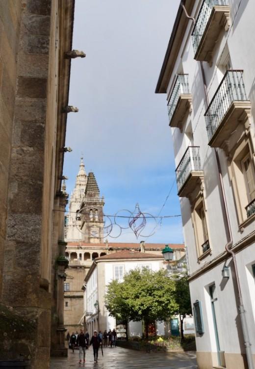 Casco Historico Santiago de Compostela