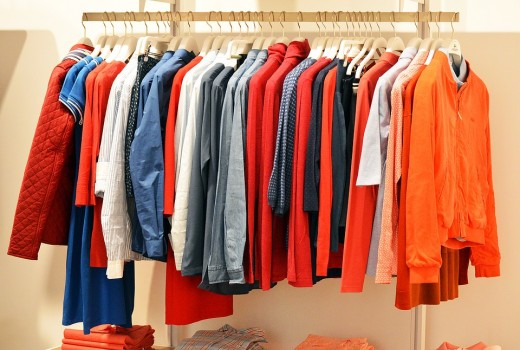 Gather up clothing, taking up space in your closet.  Make good use of these items by having a Swapping Party.