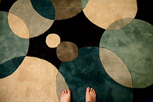 Rugs are an integral part of home design.