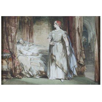 Lady Macbeth: George Cattermole