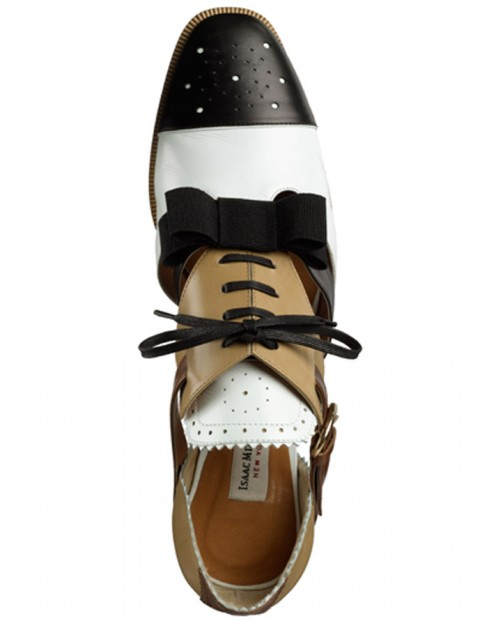 This menswear shoe for women has all the bells and whistles!