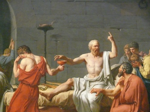 The Socratic Method and Inductive vs. Deductive Reasoning
