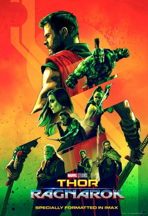 (cc image, MarvelDatabase) Thor: Ragnarok Official Poster