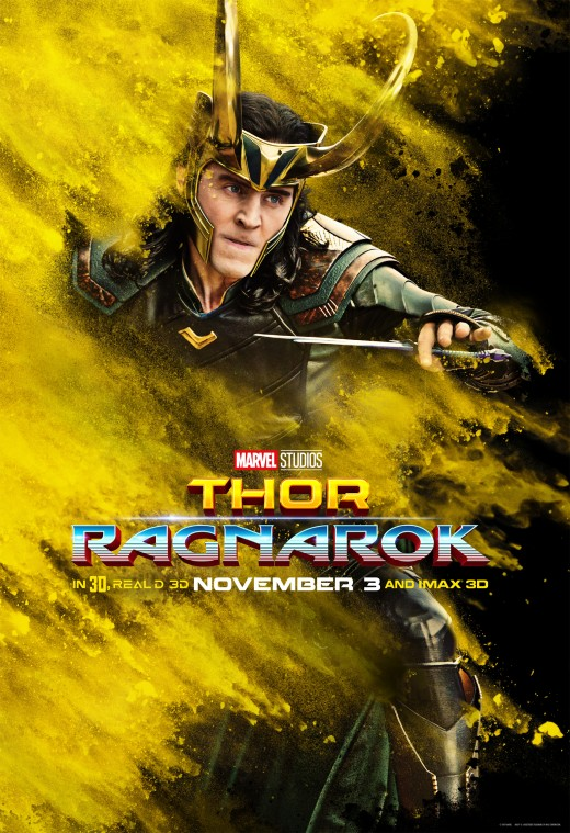 (cc image, MarvelCinematicUniverseWiki) Thor: Ragnarok Official Poster