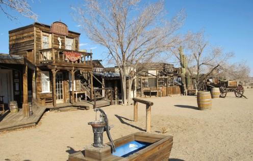 Cowboys, Whiskey, and the Saragosa Saloon