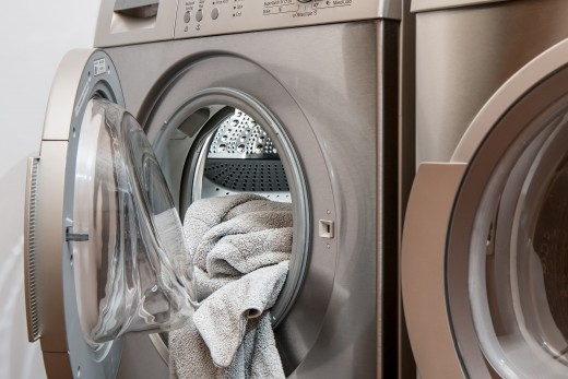Laundromats are one form of passive income.