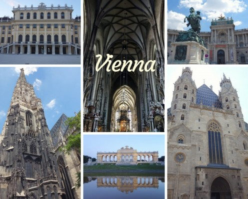 4 Architectural Wonders Worth Visiting in Vienna
