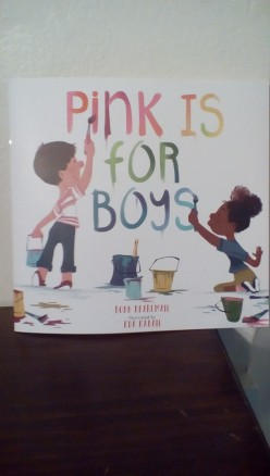 Colors Are for Every Girl and Boy in This Picture Book That Celebrates Colors and Equality
