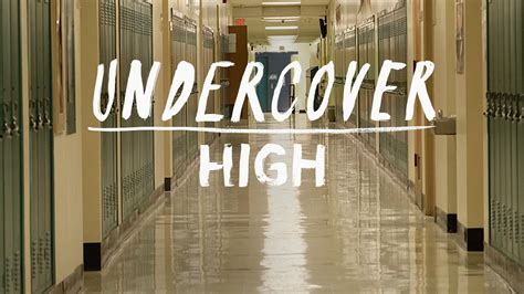 Adults go undercover as High School Students at a High School in Kansas