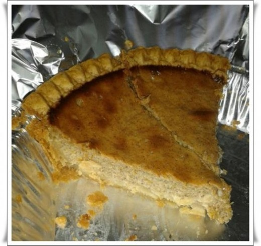 The last two pieces of pie.