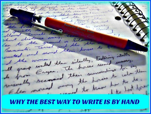 5 Reasons Why the Best Way to Write Is by Hand