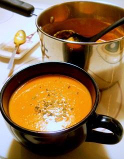 Hearty Roasted Butternut Soup