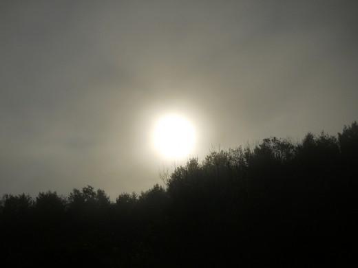 Sunrise?  Sunset?