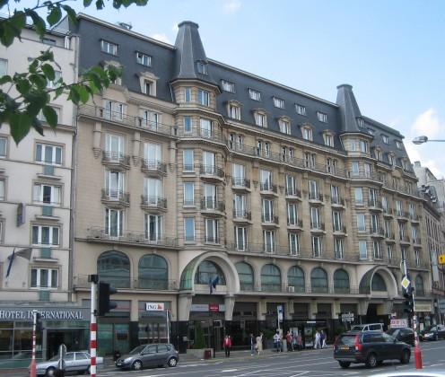 Hôtel Alfa, Place de la Gare, Luxembourg City