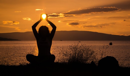 Sun gazing is a powerful spiritual technique that trains your body to exist on sun energy.