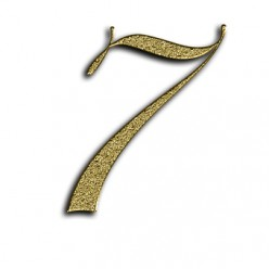 Numerology-The Number 7