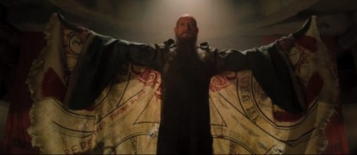Ben Kingsley appears as Iron Man's nemesis, The Mandarin, in a radically different version from the comics