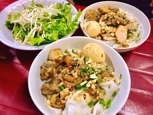 Mì Quảng (Quang Noodle)