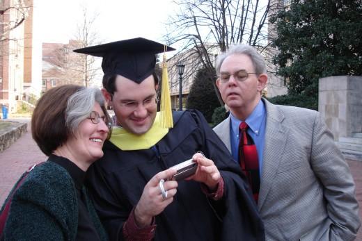 graduation thank you speech to parents