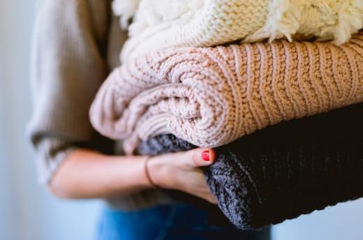 Folding clothes takes on a spiritual quality with the KonMari method.