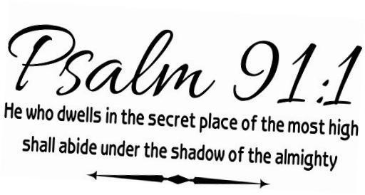 Psalm 91: The Christian Emergency Psalm | LetterPile