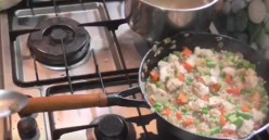 How To Make Chicken Rice Risotto At Home