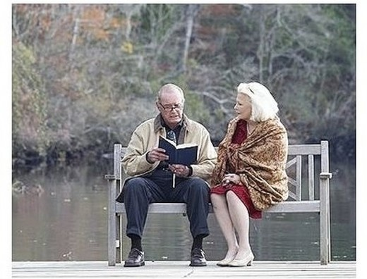 "Scene from ""The Notebook"""