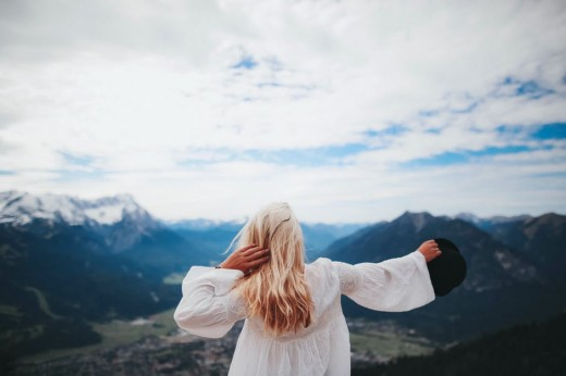Go to the mountains to refresh your soul and for a magical charge.