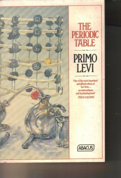 Review of The Periodic Table - by Primo Levi: an Inspirational Book