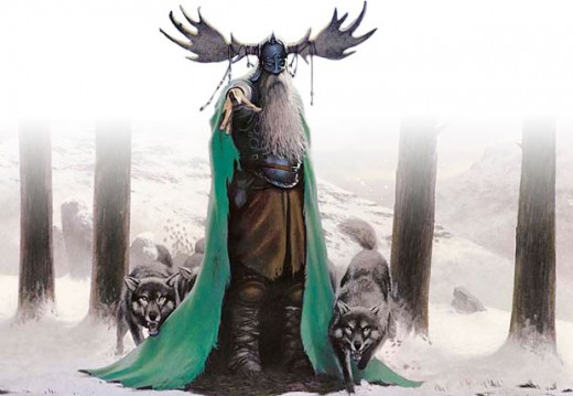 Official art for Master of the Wild Hunt.
