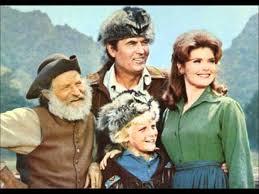 Fess Parker as Daniel Boone