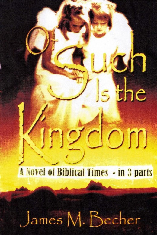 My Unique 3 part  Biblical Novel