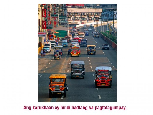 More Examples of Filipino Proverbs
