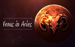 Venus Enters Her Lover's Sign of Aries