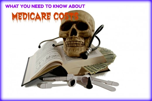 Financial information about the costs involved in buying Medicare Health Insurance P lans.