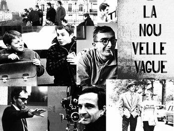 """""""La Nou Velle Vague"""" (The French New Wave)"""