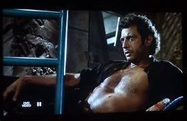 Jeff Goldblum, Dr. Ian Malcom in Jurassic Park