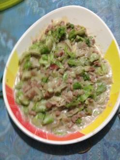 Cream Cabbage