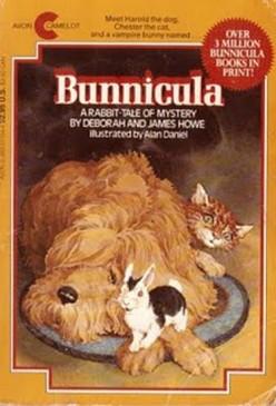 Bunnicula, the Vampire Bunny