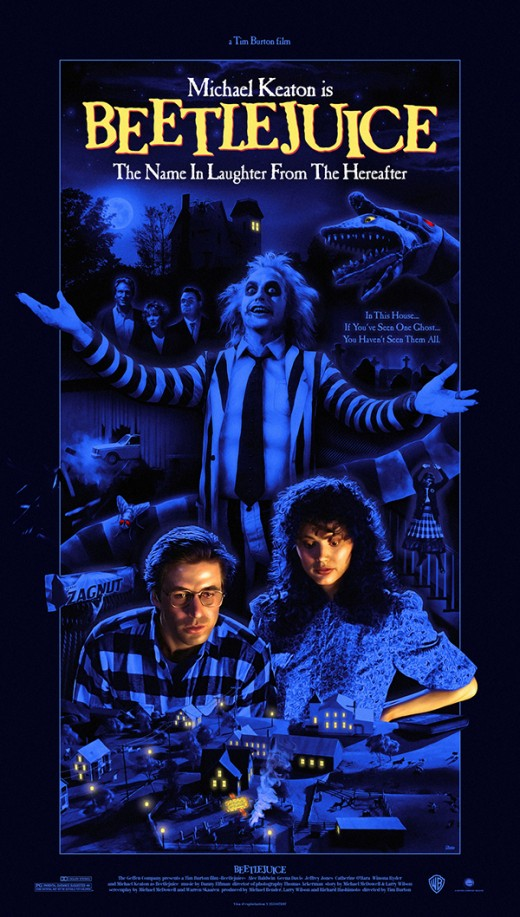 An original poster for the film featuring the main characters