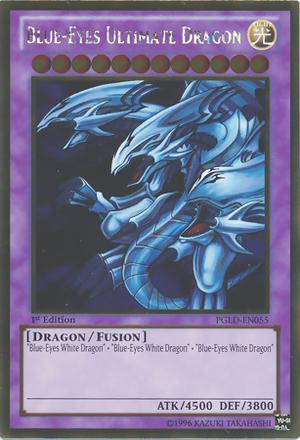 Blue-Eyes Ultimate Dragon