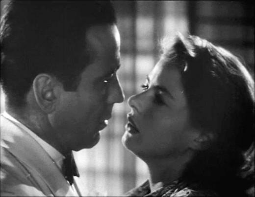Rick & Ilsa (Bogart & Bergman)